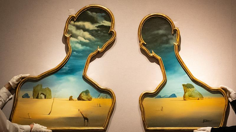 Dali painting valued at up to £10 million to be auctioned
