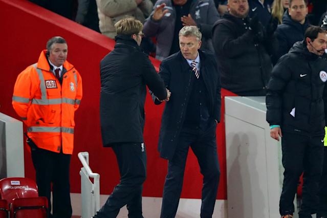 Anfield still holds derby day passion for David Moyes as West Ham look to continue table climb