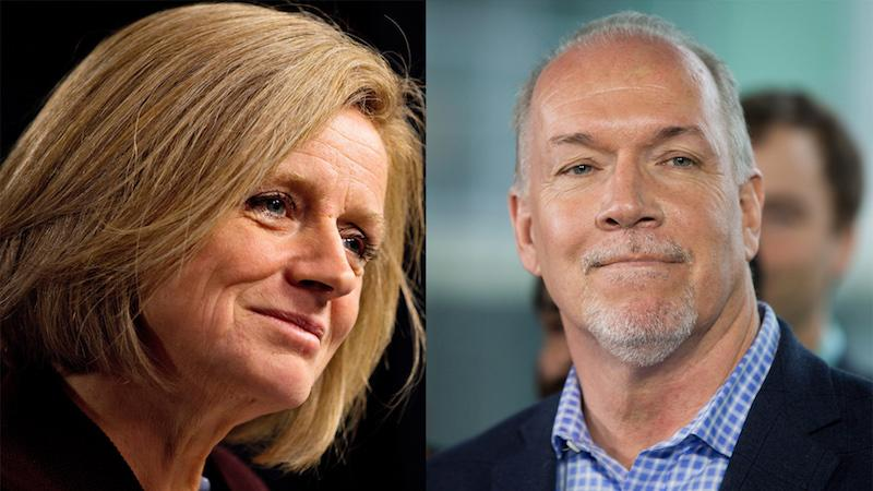 A NDP victory in BC may not be in Rachel Notley's interest