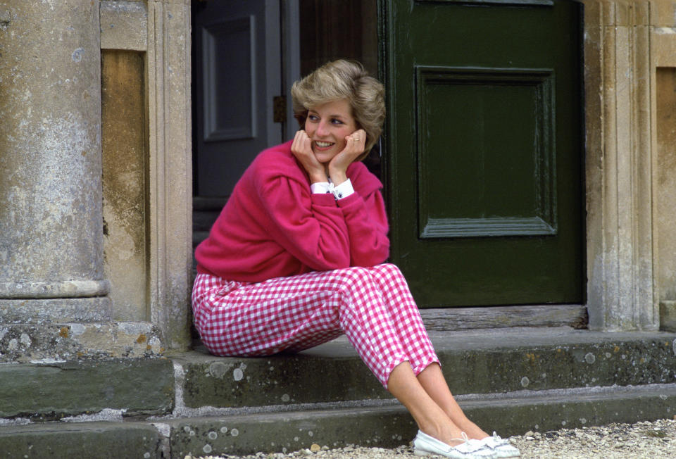 'Diana' looks back ahead of what would be Princess Diana's 60th birthday. (Tim Graham Photo Library via Getty Images)