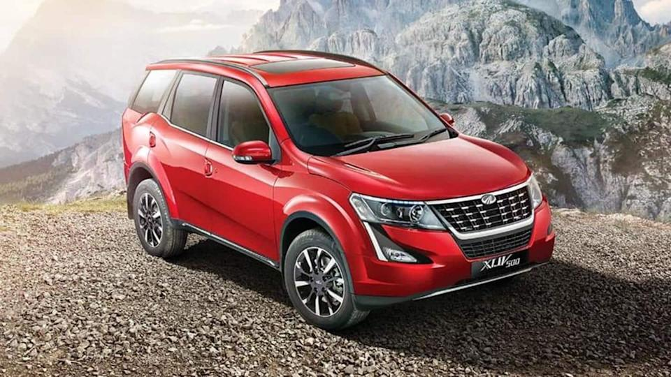 Mahindra announces discounts of up to Rs. 80,800 in April