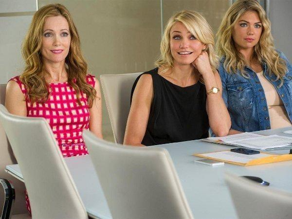 Cameron Diaz, Leslie Mann and Kate Upton star in the 2004 flick 'The Other Woman.' Source: Supplied