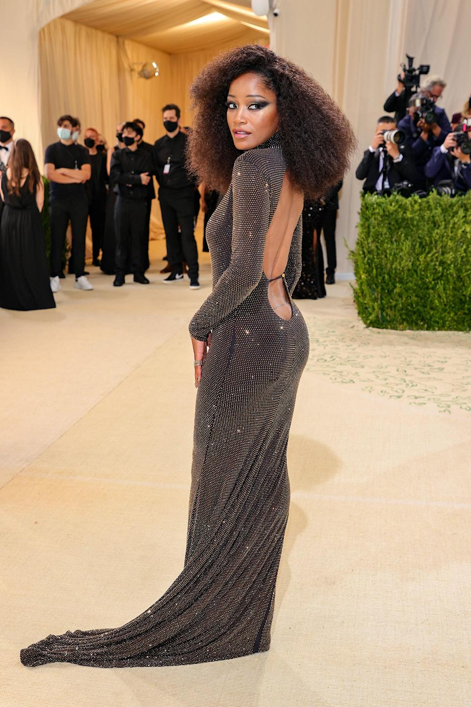 """<h1 class=""""title"""">The 2021 Met Gala Celebrating In America: A Lexicon Of Fashion - Arrivals</h1><cite class=""""credit"""">Theo Wargo</cite>"""