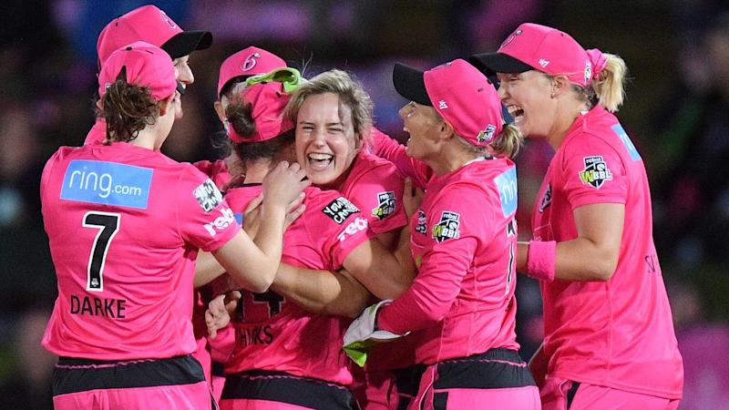 AAP BEST OF 2019 WBBL SIXERS THUNDER