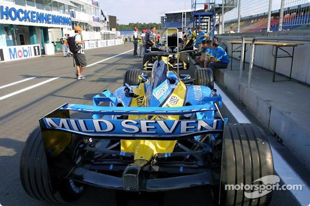 "2003: Renault R23B <span class=""copyright"">Brousseau Photo</span>"