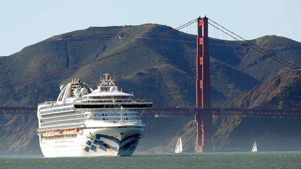 Coronavirus live updates: Cluster of cases in California linked to cruise ship