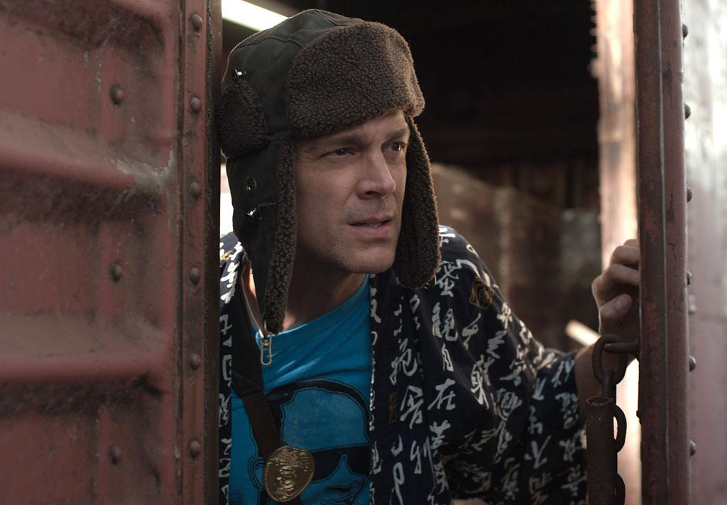 "Johnny Knoxville in Lionsgate's ""The Last Stand"" - 2013"