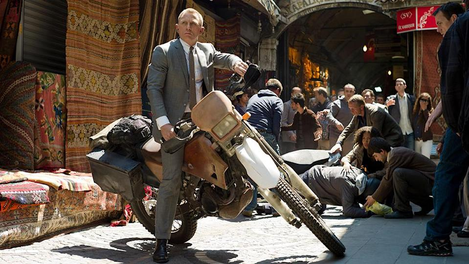 """Daniel Craig in 2012's """"Skyfall"""" - Credit: ©Columbia Pictures/Courtesy Eve"""