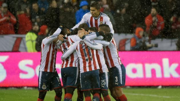 <p>Matias Almeyda works around Chivas' limitations to deliver first-leg win over Toronto</p>