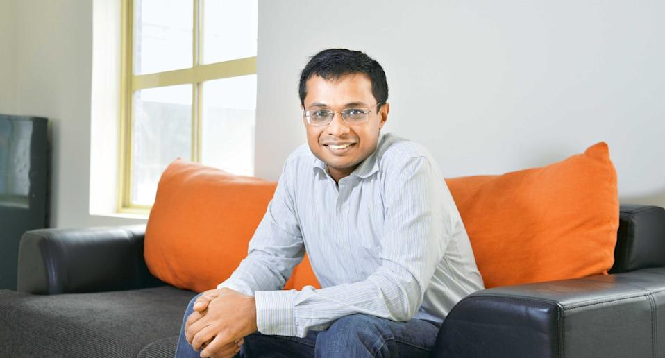 Sachin Bansal co-founded Flipkart that was acquired by Walmart at $16 billion in 2018. In 2018, Bansal exited Flipkart along with the Walmart deal.