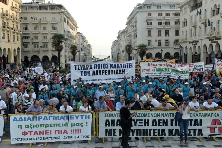 Many Greeks blame Schaueble for their country's austerity drive