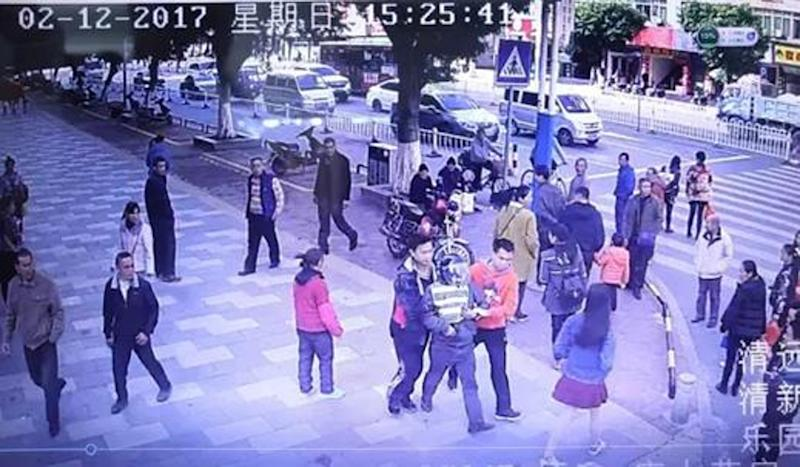 Chinese kidnappers who held boy for nine months are jailed