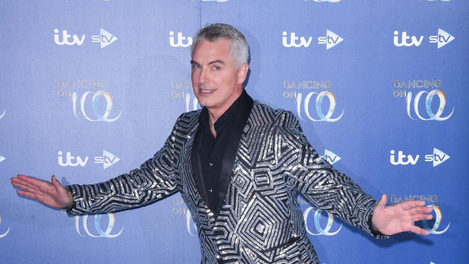 An MP has urged ITV to axe John Barrowman from the 'Dancing On Ice' judging panel. (Stuart C. Wilson/Getty)