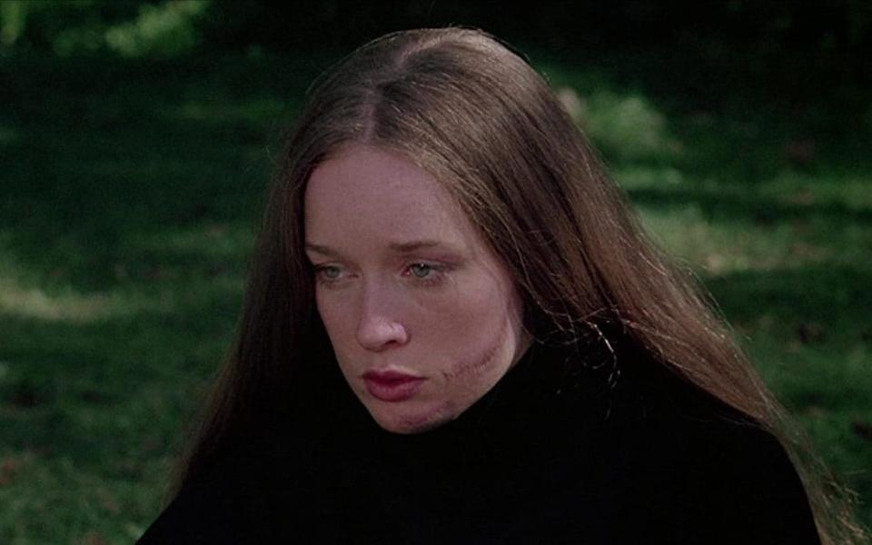 No regrets: Camille Keaton