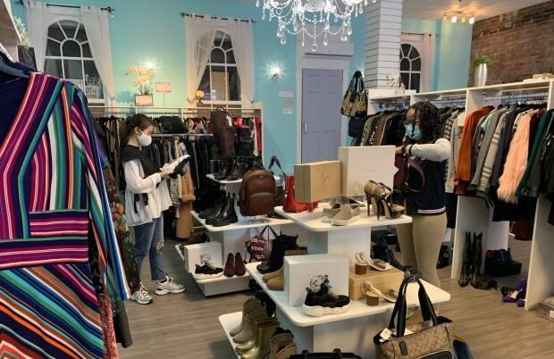 Luxury Market says no one wants vacation wear or dressy work clothes right now, but rather comfortable and fun clothes they can work from home in.