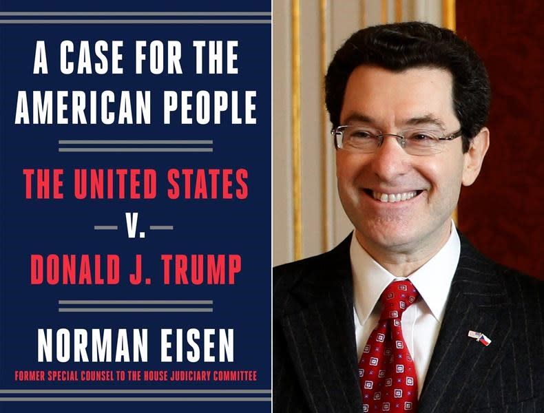 Book coming from Dem House counsel on Trump impeachment