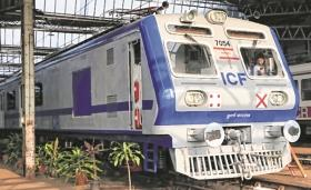 Woman to pilot maiden run of AC local on Central Railway