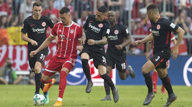Bayern Munich and Eintracht Frankfurt will meet in the DFB Pokal Cup final on Saturday in Berlin.