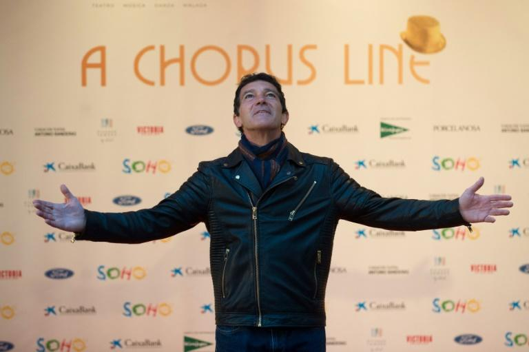 "Spanish Hollywood star Antonio Banderas says theatre is his ""real passion"""