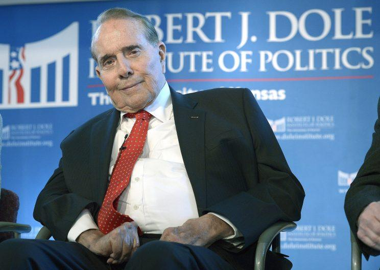 an analysis of the errors of bob dole in his campaign for the presidency Bob dole (r-kan) resigned from the senate to focus on his campaign for president against incumbent bill clinton i will seek the presidency with nothing to fall back on but the judgment of the people of the united states and nowhere to go but the white house or home, the senator said one.