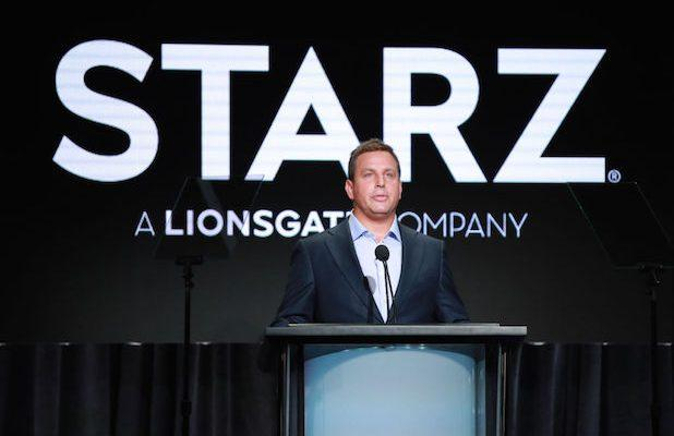 Jeffrey Hirsch Promoted to CEO of Starz