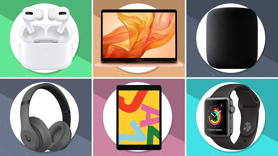 You can still save big on Apple amazingness with these extended Memorial Day weekend sales. (Photo: Apple)