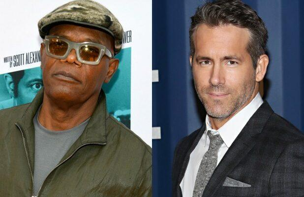 Samuel L Jackson to Play Ryan Reynolds' Primary Caregiver in Animated Quibi Series 'Futha Mucka'