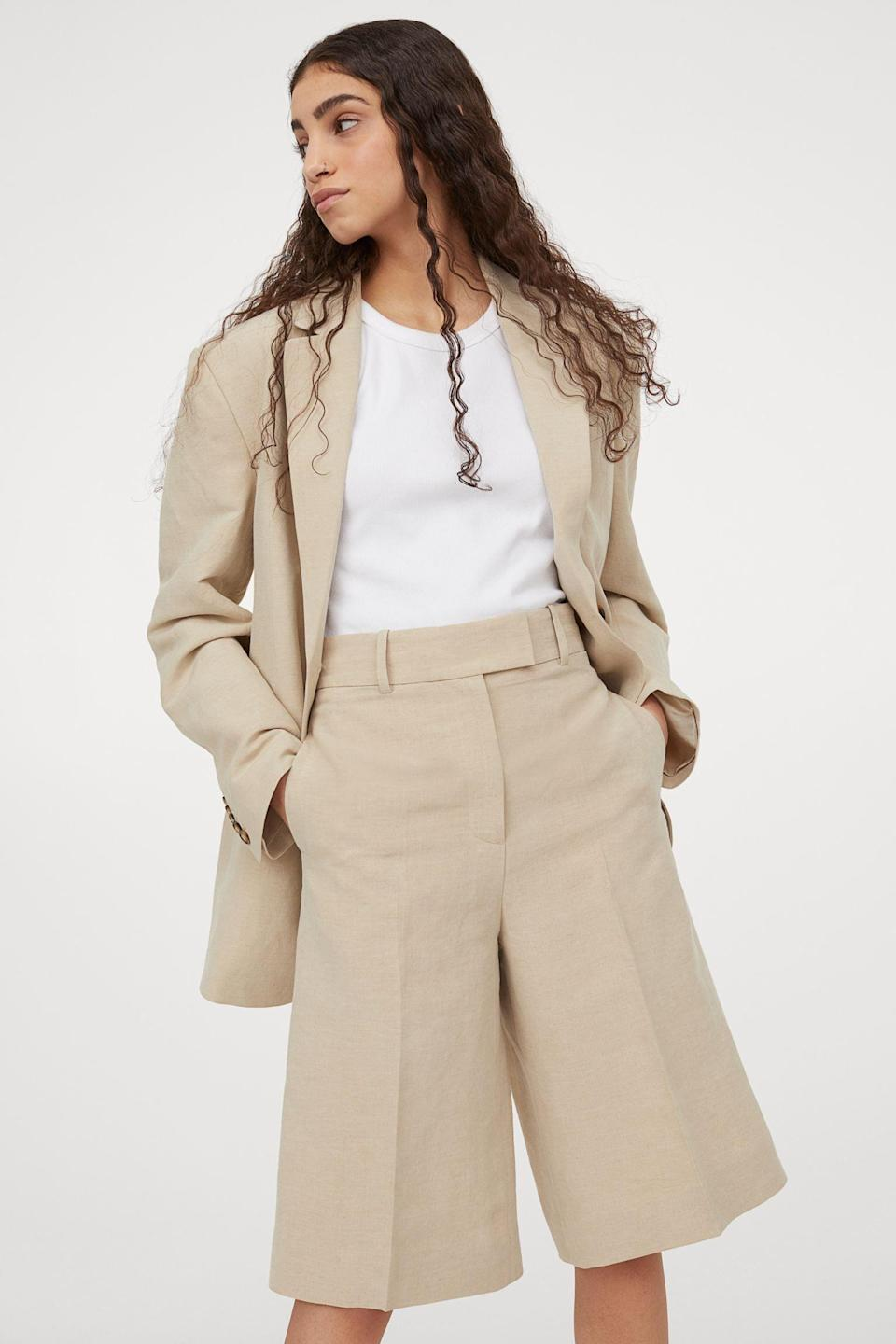 <p>These <span>Dress Shorts</span> ($80) look great with a matching blazer, but you can totally rock them as separates.</p>