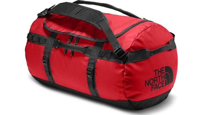 Forget bringing hard-shell bags on your trip—bring a high-quality duffle instead.