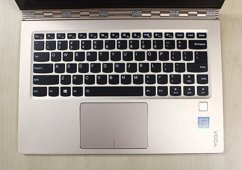 The keyboard is well-sized and tactile, but the position and size of the right