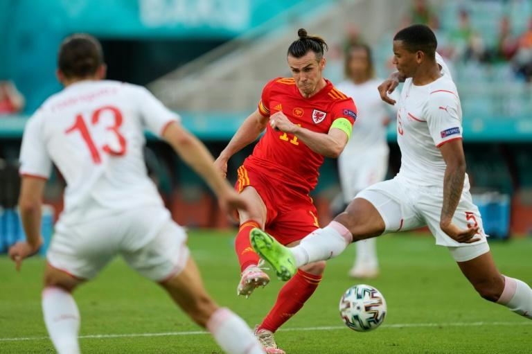 Gareth Bale and Wales came from behind to draw 1-1 with Switzerland in Baku on Saturday