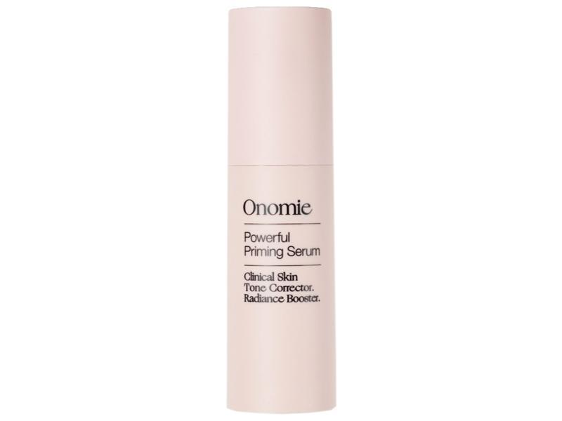 """<p>""""After just a few weeks of use, this blend—made with brightening botanicals and good ole Vitamin C—toned down the dark spots dotting my t-zone. Bonus points for its primer-like properties, which made wearing it under makeup a far less-sticky experience than with other serums I've tried."""" -Assistant Beauty Editor</p><p>Buy it <a href=""""https://onomie.com/powerful-priming-serum"""" rel=""""nofollow noopener"""" target=""""_blank"""" data-ylk=""""slk:here"""" class=""""link rapid-noclick-resp"""">here</a> for $50.</p>"""