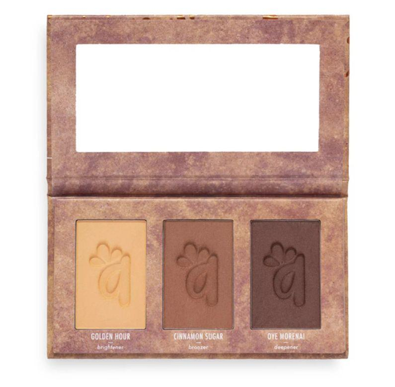 """<a href=""""https://fave.co/3bXZZr2"""" target=""""_blank"""" rel=""""noopener noreferrer"""">Almar Cosmetics</a> is a makeup brand full of vibrant eyeshadow palettes and glowing contour kits. It was founded by Gaby Trujillo, who was born in Cuba and raised in Miami, with the hope of highlighting multiple voices and cultures within the community. ShopAlmar Cosmetics at <a href=""""https://fave.co/3bXZZr2"""" target=""""_blank"""" rel=""""noopener noreferrer"""">Target</a>."""
