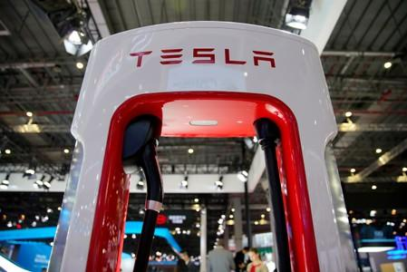 Tesla deliveries miss Wall Street target shares fall 6