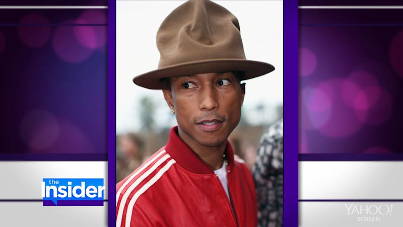 Pharrell Williams Auctions Off His Infamous Hat