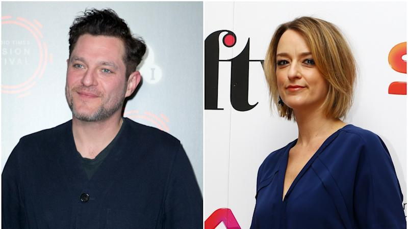 Gavin And Stacey star Mathew Horne apologises after Laura Kuenssberg rant