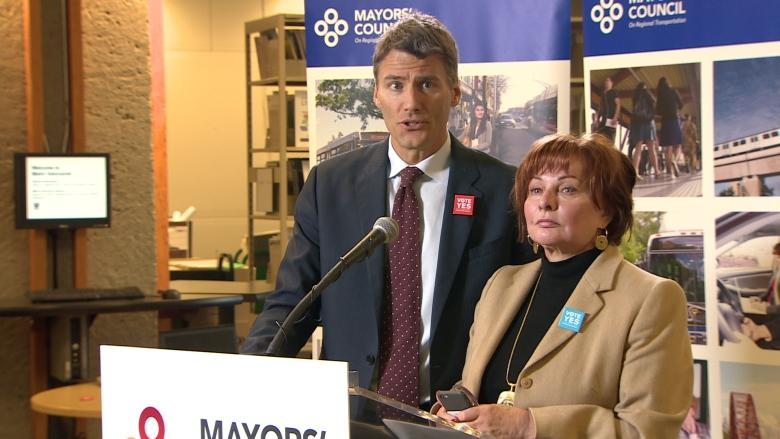 Clock ticking on finding matching funds for major B.C. transit projects