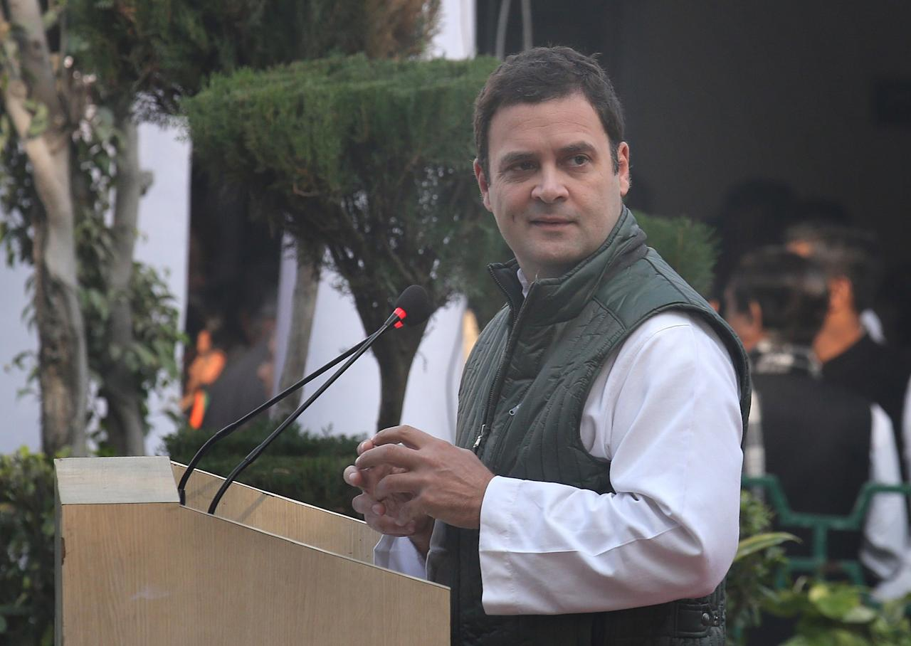 <p>After 19 long years, on December 16, 2017, the Grand Old Party of India anointed a new leader in 47-year-old Rahul Gandhi who replaced Sonia Gandhi as the President of the Indian National Congress. He was unanimously elected the President with no worthy opponent. The Member of Parliament from Amethi has assumed the position at a time when the Congress has literally hit rock bottom in terms of electoral gains. Even so, Rahul seems to be trying to leave no stone unturned to give the reigning Bharatiya Janata Party tough competition as was evident from the recently concluded polls in Gujarat. But what remains to be seen is if the 5th generation Gandhi can turn around the fortunes of his party given the saffron wave that is enveloping the nation. </p>