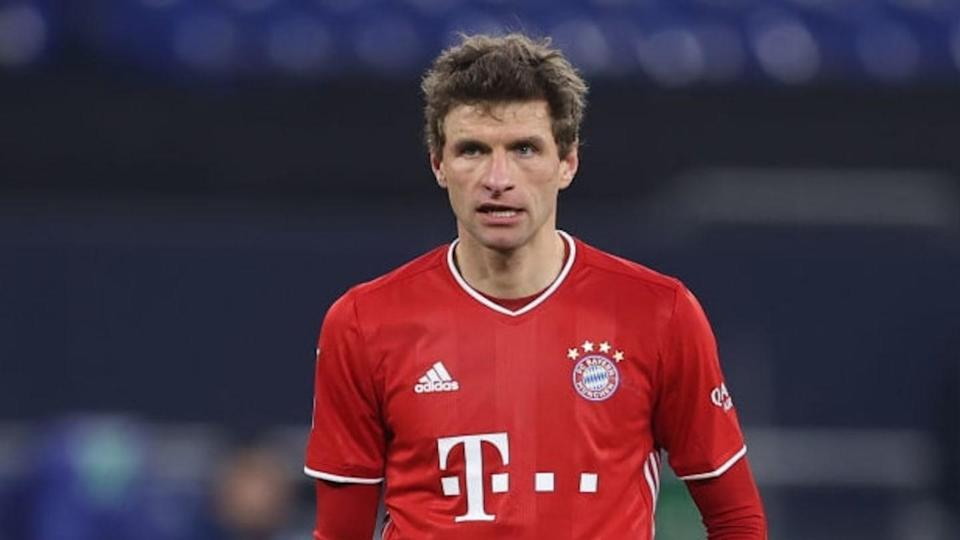 Thomas Müller | Lars Baron/Getty Images