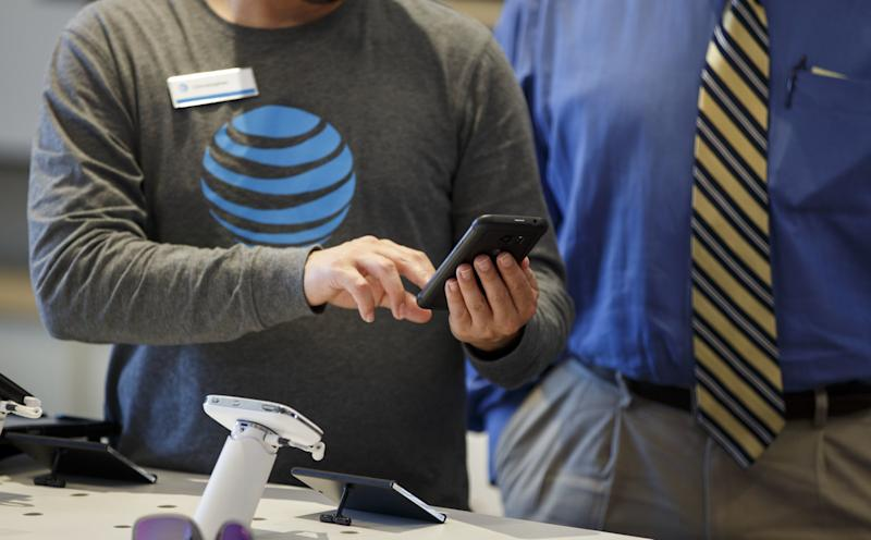 AT&T switches on its pseudo-5G in over 100 locations