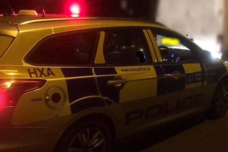 Anti-Semitic attack: Police were called to the scene: Shomrim London