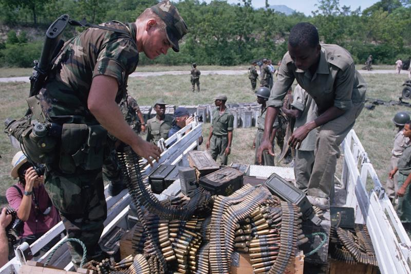 25 Years After 'Operation Uphold Democracy,' Experts Say the Oft-Forgotten U.S. Military Intervention Still Shapes Life in Haiti