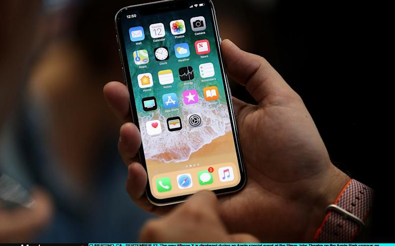 Imagination was forced into a sales process after its biggest customer Apple said it no longer needed to use its chips for its iPhones - Getty Images North America