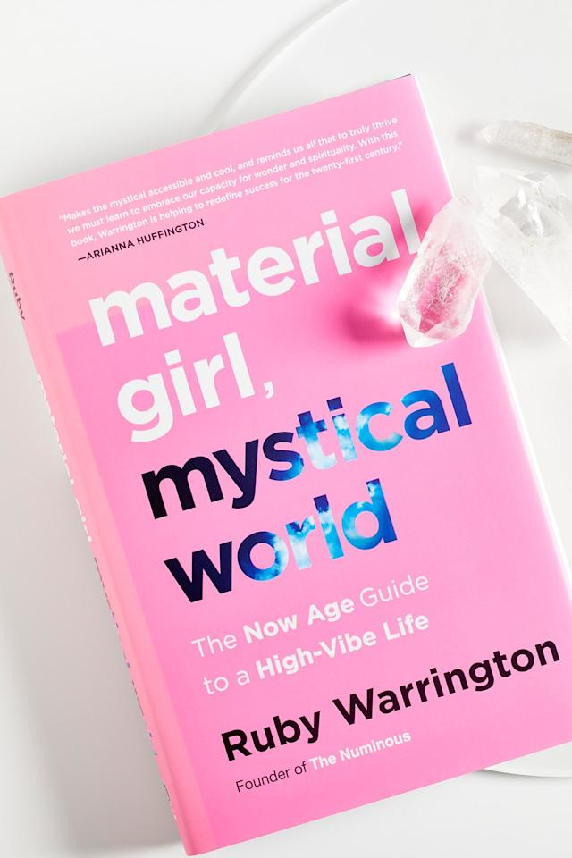 """<p>Crystal-lovers will like this book, <a href=""""https://www.popsugar.com/buy/strongMaterial-Girl-Mystical-Worldstrong-494417?p_name=%3Cstrong%3EMaterial%20Girl%2C%20Mystical%20World%3C%2Fstrong%3E&retailer=freepeople.com&pid=494417&evar1=savvy%3Auk&evar9=36084638&evar98=https%3A%2F%2Fwww.popsugar.com%2Fsmart-living%2Fphoto-gallery%2F36084638%2Fimage%2F46679696%2FMaterial-Girl-Mystical-World&list1=gifts%2Choliday%2Cgift%20guide%2Cproducts%20under%20%24100%2Choliday%20living%2Ctweens%20and%20teens%2Cgifts%20under%20%24100%2Cgifts%20under%20%2450%2Cgifts%20under%20%2475%2Cgifts%20for%20teens%2Cunder%20%24100&prop13=api&pdata=1"""" rel=""""nofollow"""" data-shoppable-link=""""1"""" target=""""_blank"""" class=""""ga-track"""" data-ga-category=""""Related"""" data-ga-label=""""https://www.freepeople.com/shop/material-girl-mystical-world/?category=crystals&amp;color=001"""" data-ga-action=""""In-Line Links""""><strong>Material Girl, Mystical World</strong></a> ($28).</p>"""