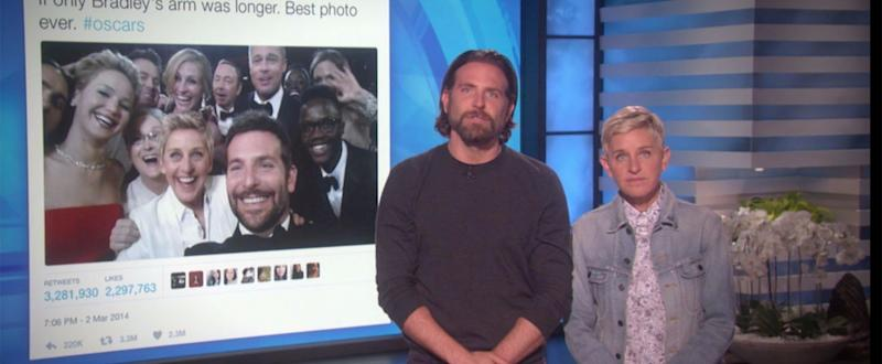Bradley Cooper Makes His First (Extremely Rugged) Appearance Since Welcoming Daughter
