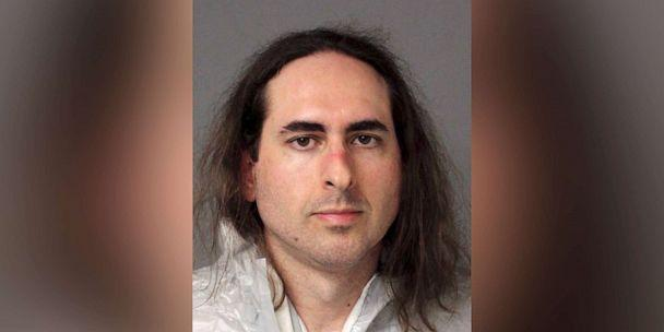 PHOTO: Jarrod Ramos, who killed five people at a Maryland newspaper in 2018, is scheduled to be sentenced on Sept. 28, 2021, for one of the deadliest attacks on journalists in U.S. history. (Anne Arundel Police via AP, File)