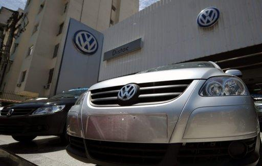 Volkswagen also announced a major reshuffle of top managers within the group from September 1