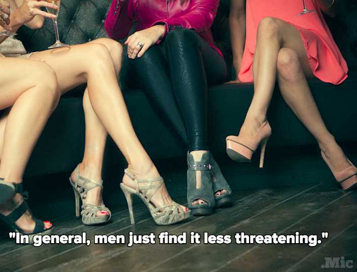Inside Skirt Club, a Group For Women Who Date Men and Have Sex With Women