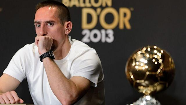 <p>Breaking the Barcelona trend, Ronaldo took top spot away from Messi and Franck Ribery came in to take third spot, replacing both Andres Iniesta and Xavi. </p> <br><p>The Frenchman won the Champions League with Bayern Munich and was named UEFA Best Player in Europe, although it wasn't enough to take him above the two legends. </p>