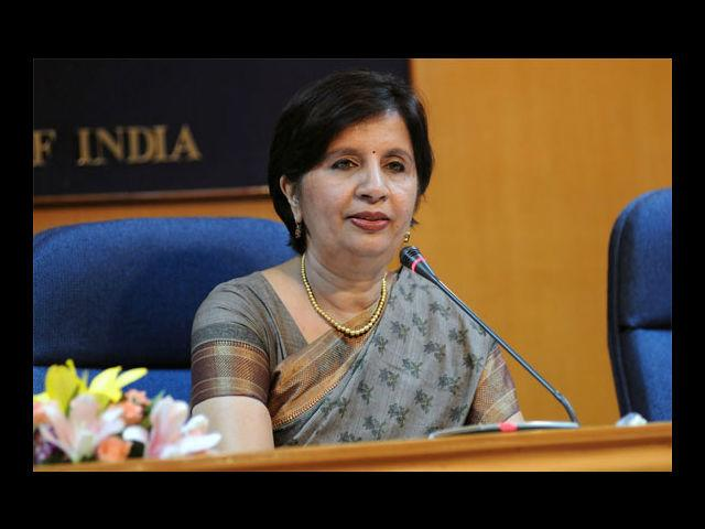 <h4>4. Nirupama Rao</h4> <p><strong>Age: 53</strong></p> <p>She was the first woman full-term foreign secretary in India's history. Handed with the uphill task of transforming Indo-US ties she has become the channel through which all major agreements between the two countries flow. Apart from this, she was also the first female spokesperson of the Ministry of External Affairs.</p>